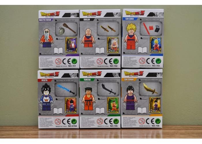 Siempre Quise Uno: Set de Lego Dragon Ball Z - Kichink!