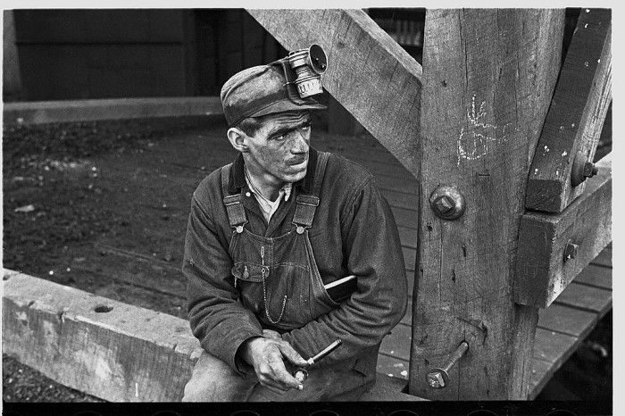 25 Photos Of Kentucky Coal Camps During The 1930s And