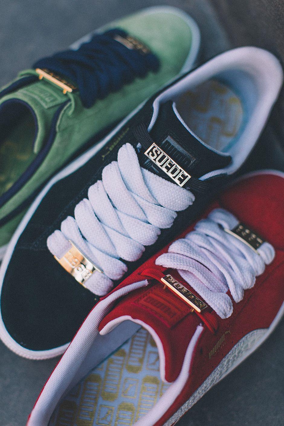 Puma suede, Sneakers men fashion