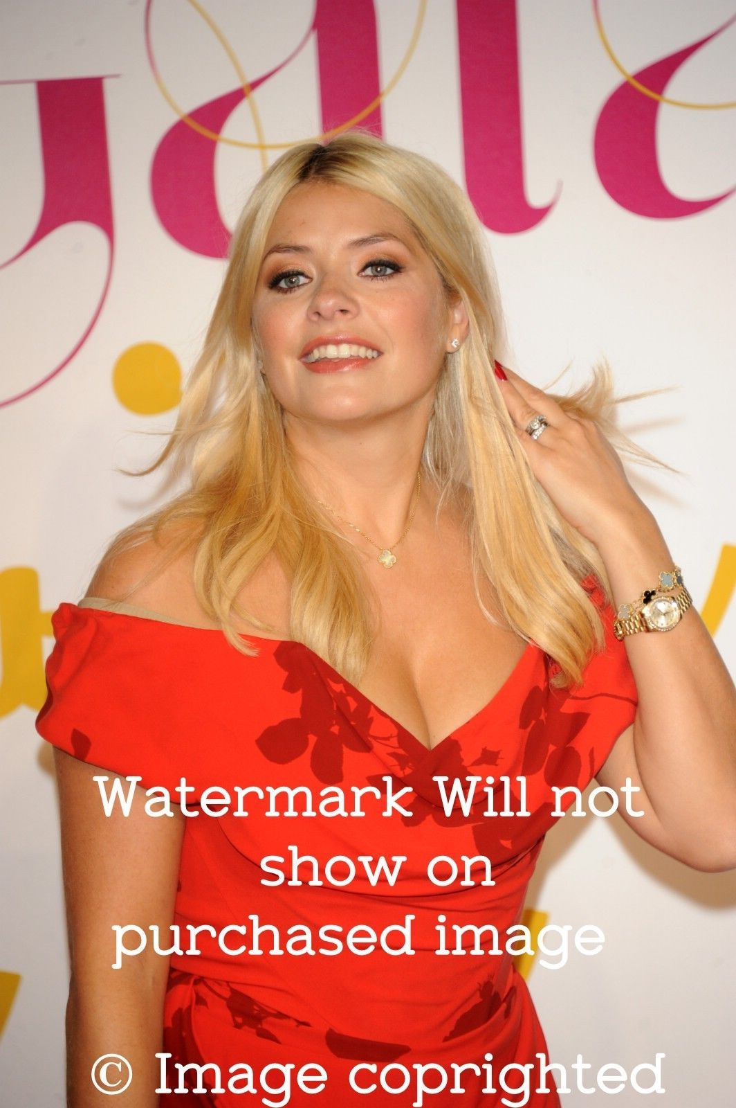 Holly Willoughby Poster Picture Photo Print A2 A3 A4 7X5 6X4