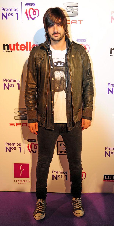 Alejandro Sanz Y Melendi Estrellas De Los Premios Cadena 100 Actor Keanu Reeves Premios Estrellas