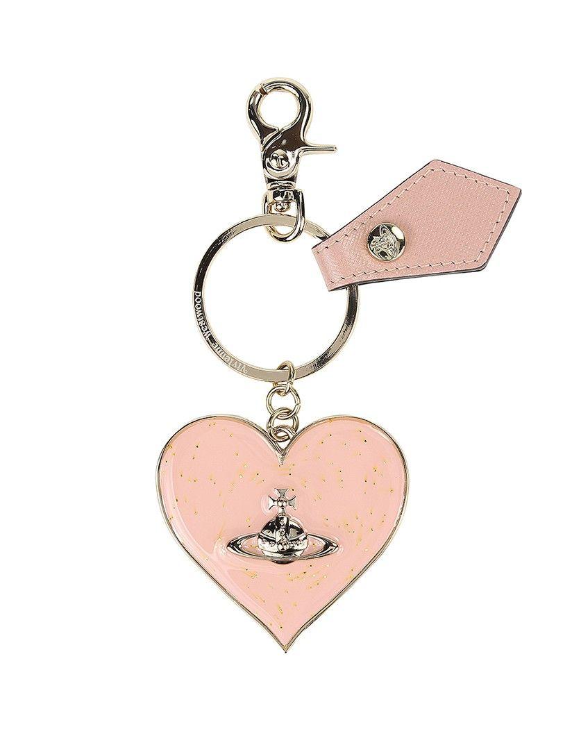 orb heart keyring - Pink & Purple Vivienne Westwood 9Yv8aUy