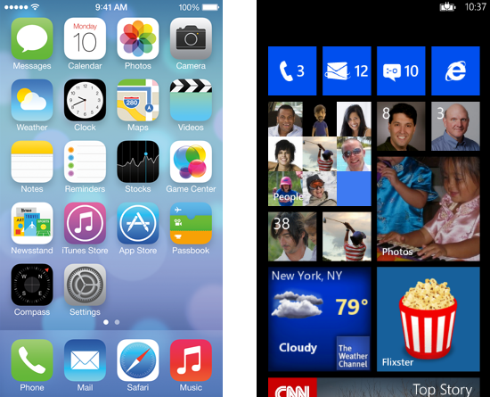 Top Mobile App Design Trends for 2014... User