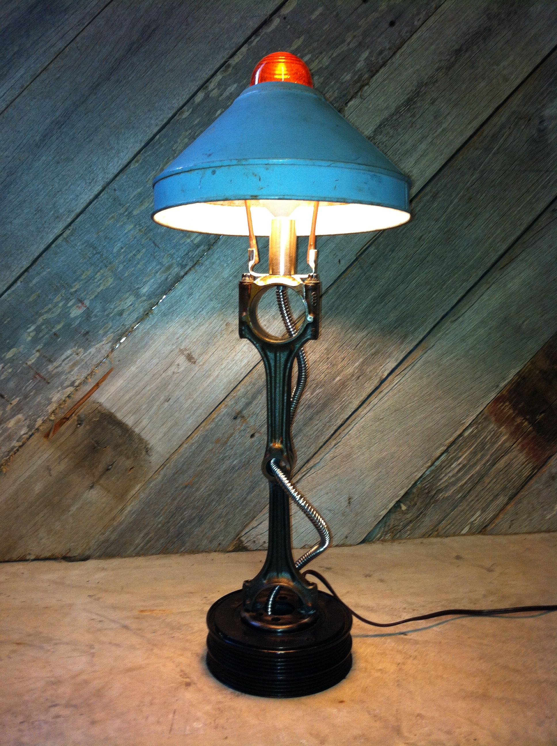 home table lamp cor industrial pulley abinger floor of unique decor car distributor d chic inspirational coastal tripod