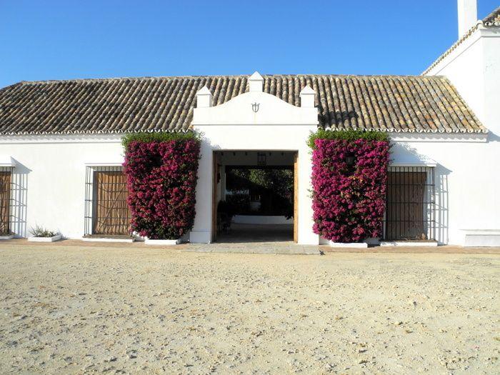 Fachada cortijos pinterest fachadas campo y casa for Fachada tradicional