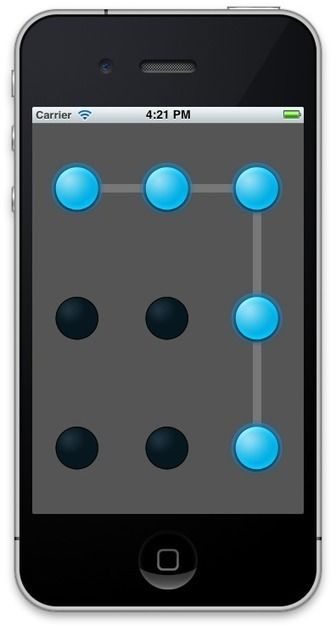 Android Pattern Lock On Iphone Mobile Technology Iphone Iphone Mobile Mobile Technology