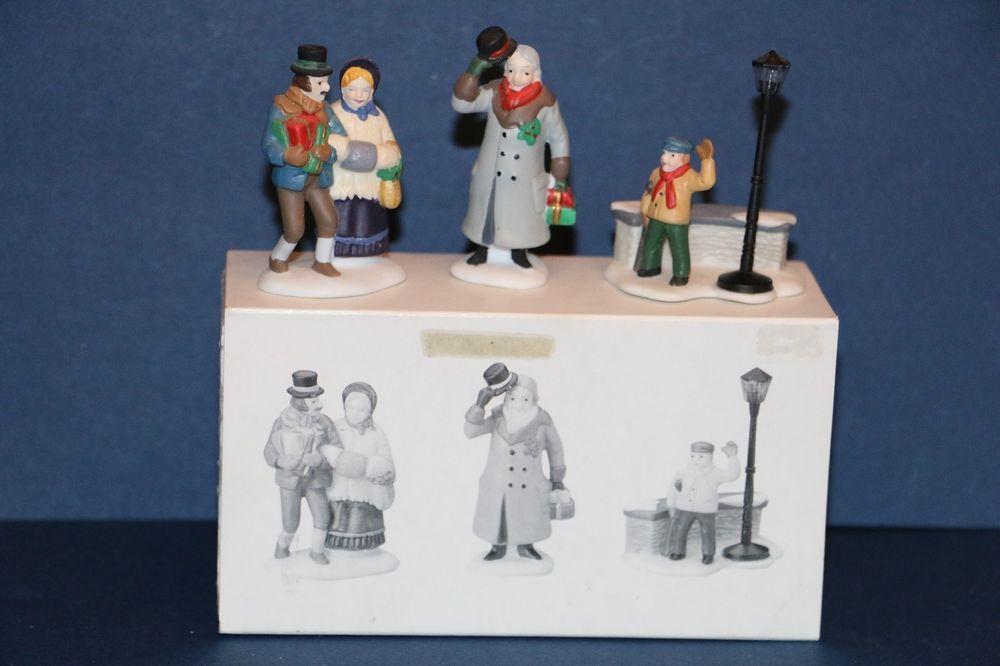 Dept. 56 Dickens Village accessory A Christmas Carol