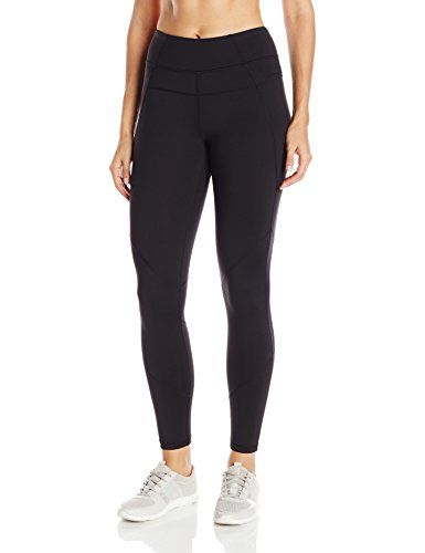 960bf5844ceec Calvin Klein Performance Womens Legging with Side Pocket Black S >>> Click  on the image for additional details. (Note:Amazon affiliate link) #Leggings