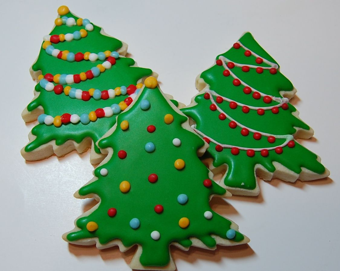 Our Christmas cookie decorating booth had long lines when the word got out  how delicious our cookies were. The kids and parents alike really enjoyed  the ...