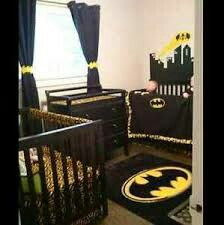 Pin By Tammy Ciralsky On Babies Batman Baby Room Baby Batman