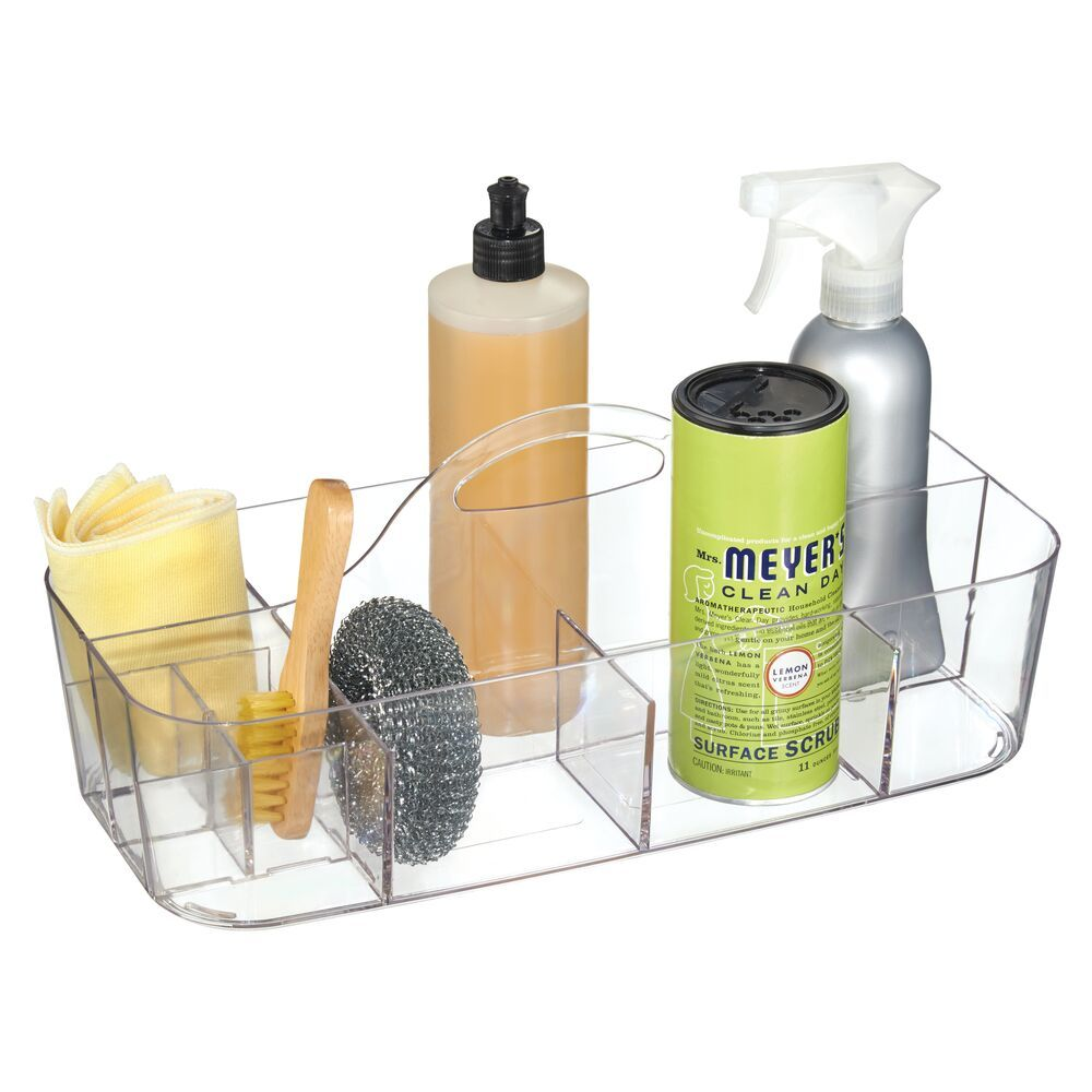 Cleaning Supply Storage Caddy