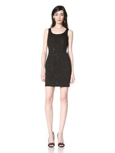 67% OFF Alexia Admor Women\'s Caviar Beaded Tank Dress (Black)