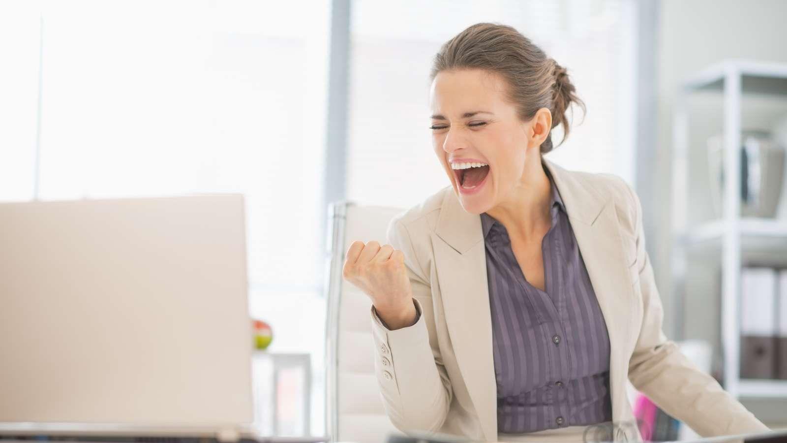 #Erfolg durch #Körperhaltung: Das #Job-Glück kommt mit der #Körperhaltung
