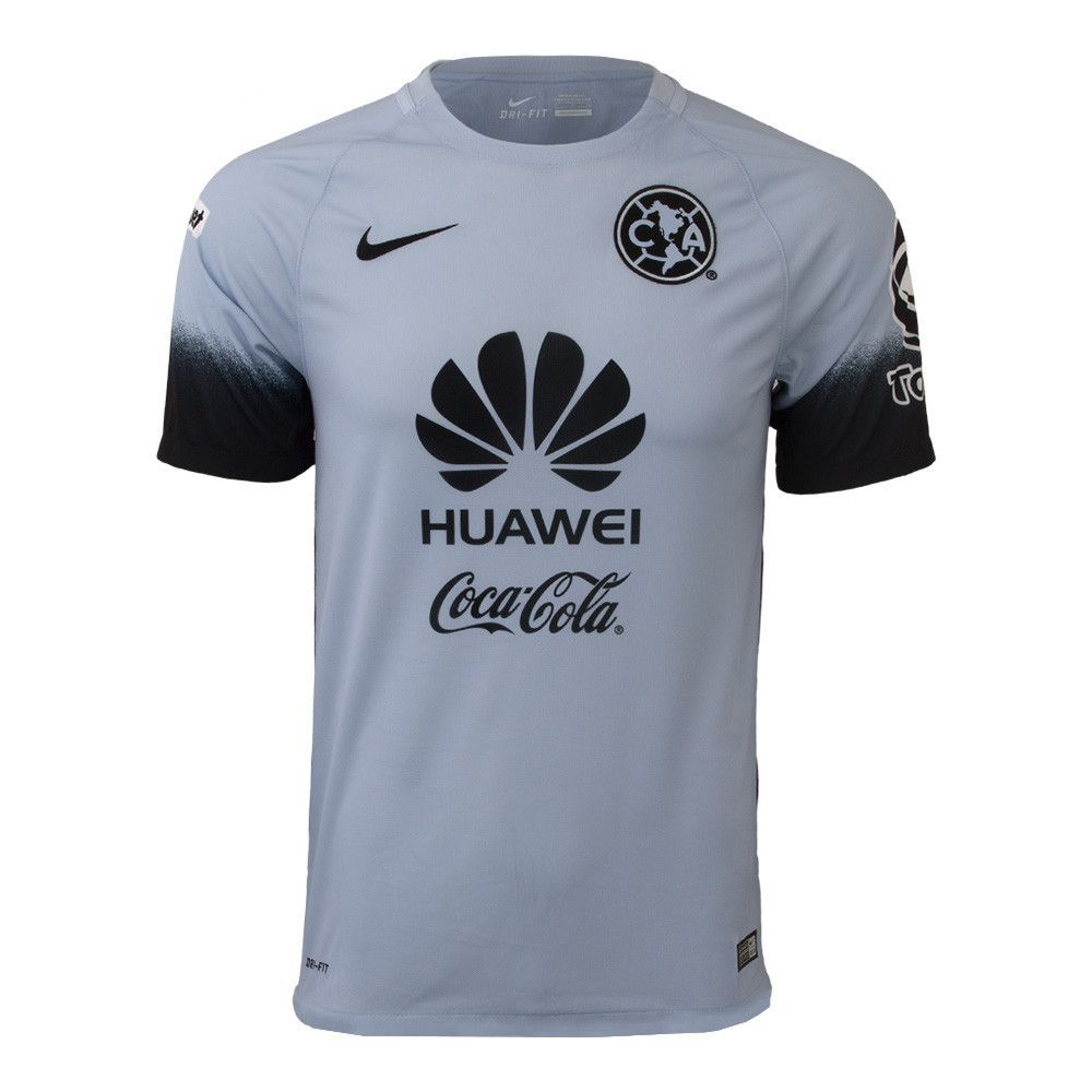 fcb099fd7d8 Mexico Club America 2015 16 3RD Away Men Soccer Jersey Personalized Name  and Number