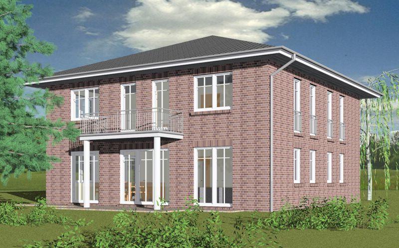 Grundriss stadtvilla 200 qm  moderne mediterrane Stadtvilla mit über 200 qm Wohnfläche - Balkon ...