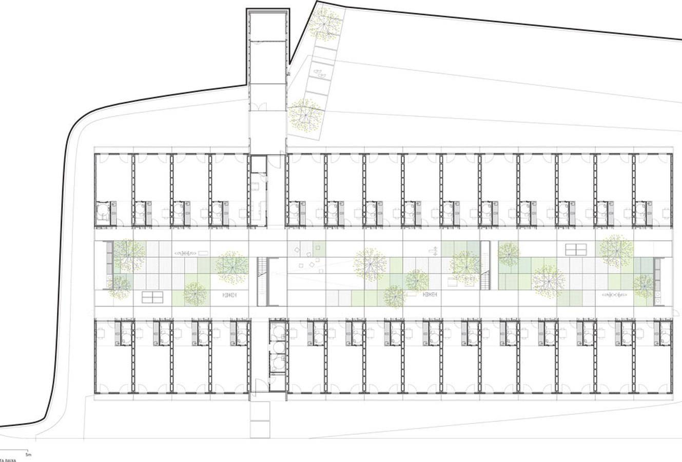 dataAE   HArquitectes: Student Housing