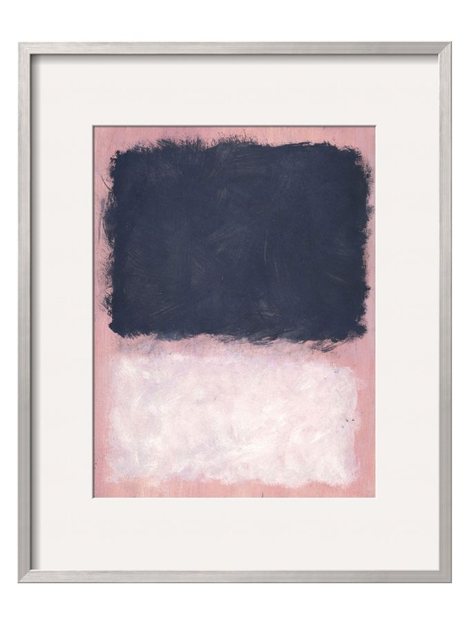 Untitled, 1967 by Mark Rothko (Framed) from Curate a Gallery Wall on Gilt
