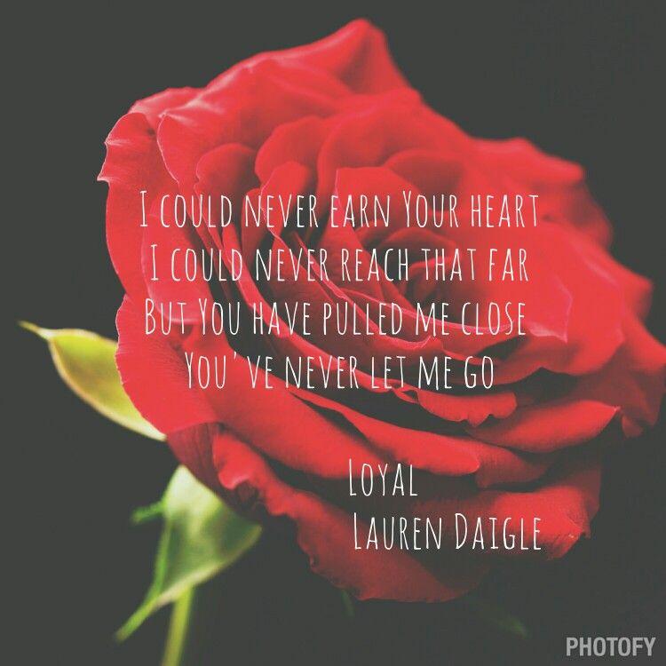If you haven't heard of Lauren Daigle you will. She has beautiful ...