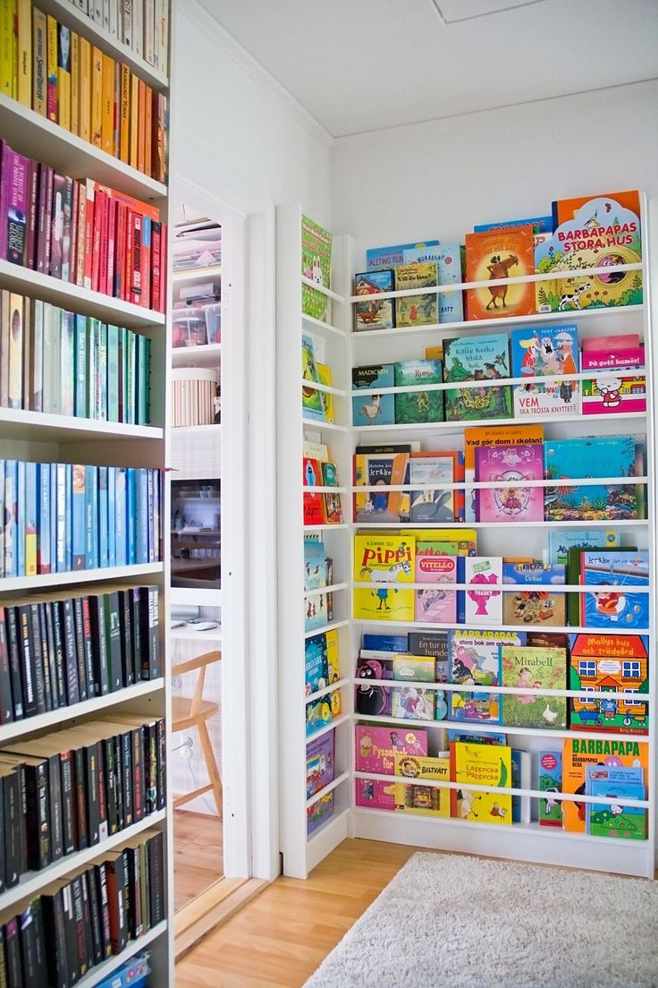 Image Result For Bookshelf Front Facing Nz Kids Bookshelves Kids Childrens Book Shelves Bookshelves Diy