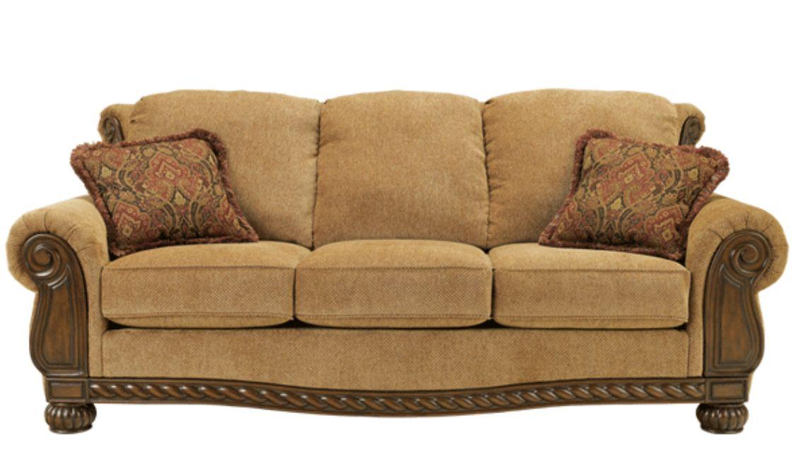 Ashley furniture sofa  Family Room Ideas  Traditional