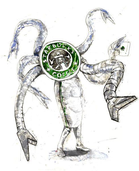 Alexis Goodwin Illustrator Griffin Park Illustration Cartoonist
