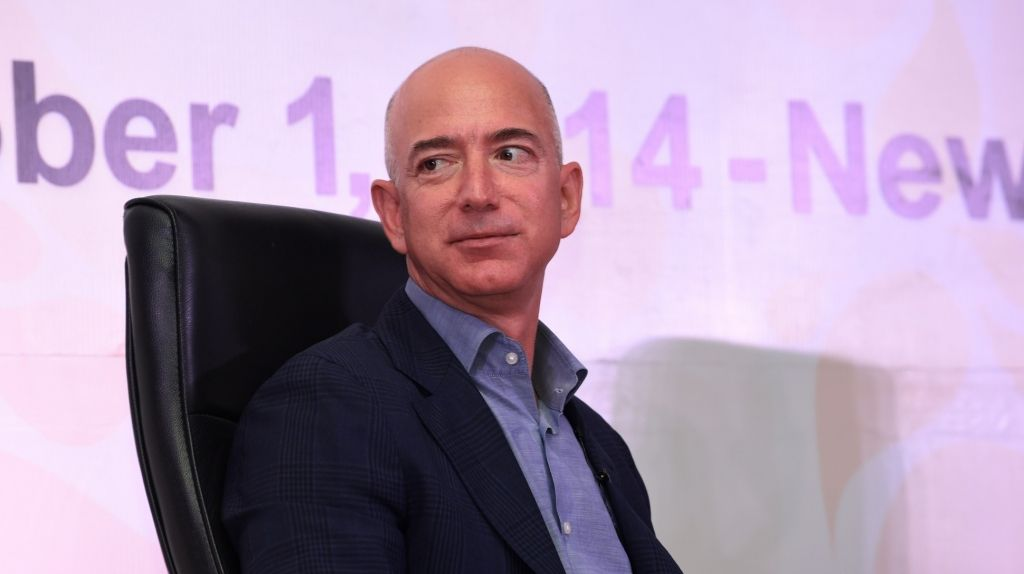 Amazon CEO Jeff Bezos just made $8 billion #Amazon