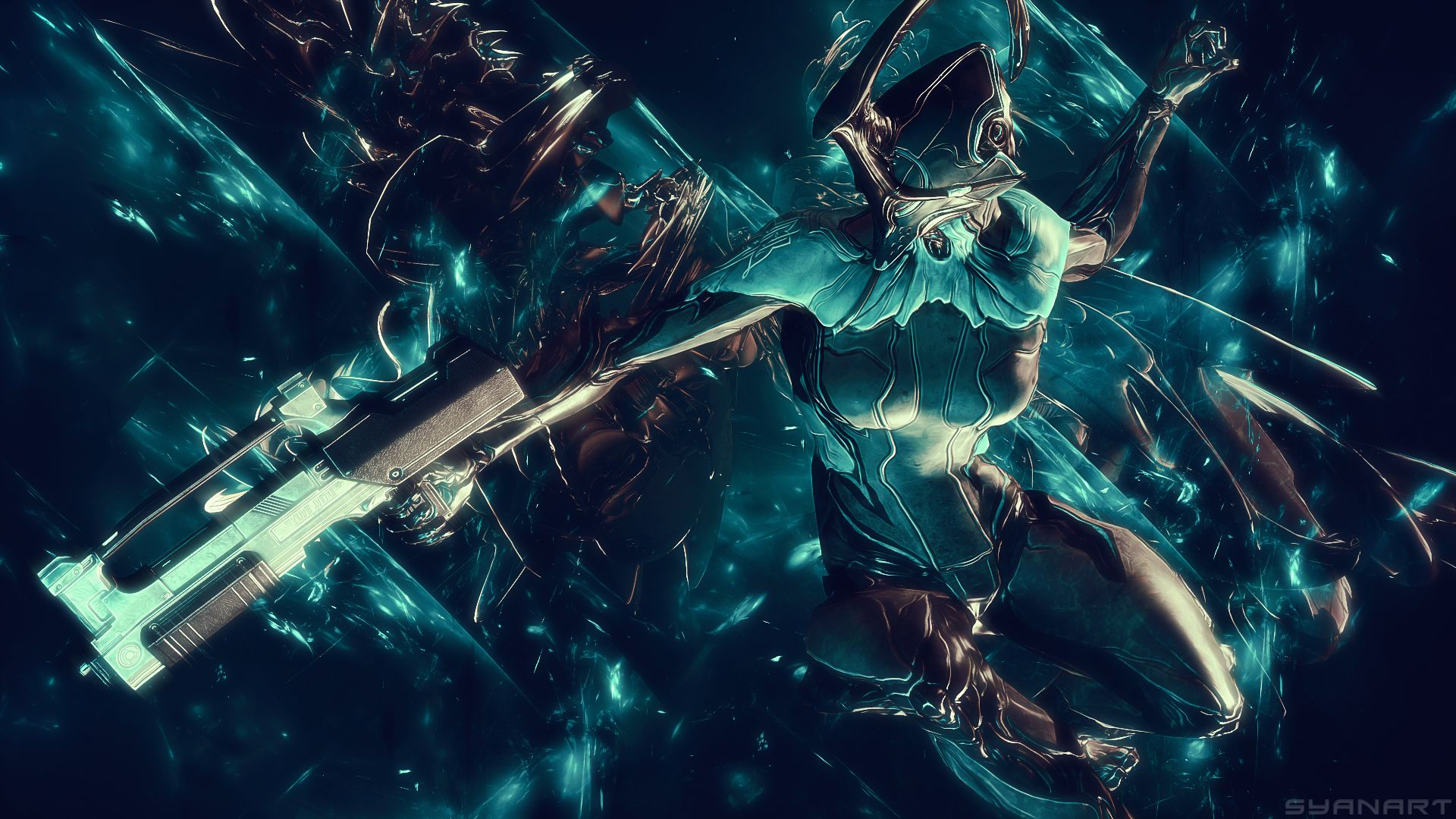 Warframe Wallpapers Wide