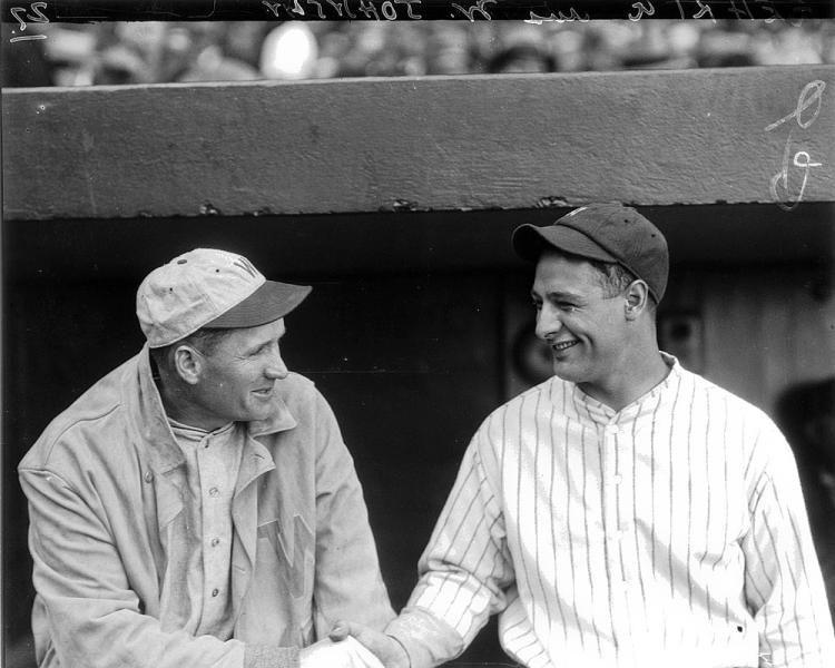 lou gehrig | New York Yankees Lou Gehrig
