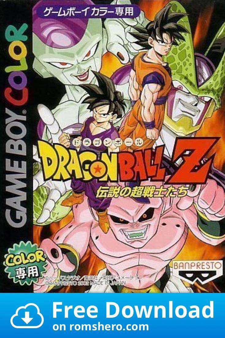 Download Dragon Ball Z Densetsu No Chou Senshitachi