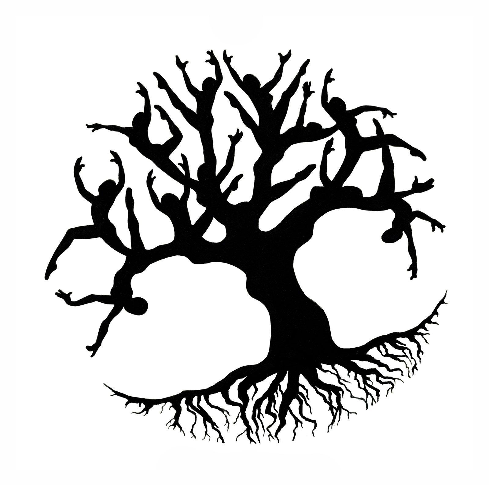Line Drawing Tree Tattoo : Tree of life line drawing s pinterest
