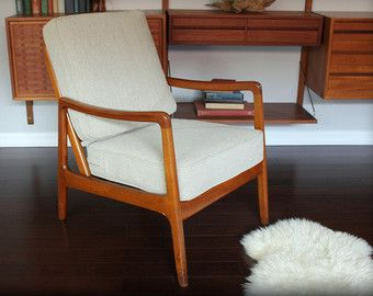 Superbe Ole Wanscher Danish Modern Teak Lounge Chair France U0026 Son / John Stuart Inc.