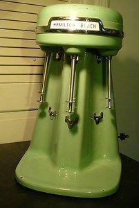 hamilton beach milkshake machine i am going to inherit one of these whether my - Milkshake Machine