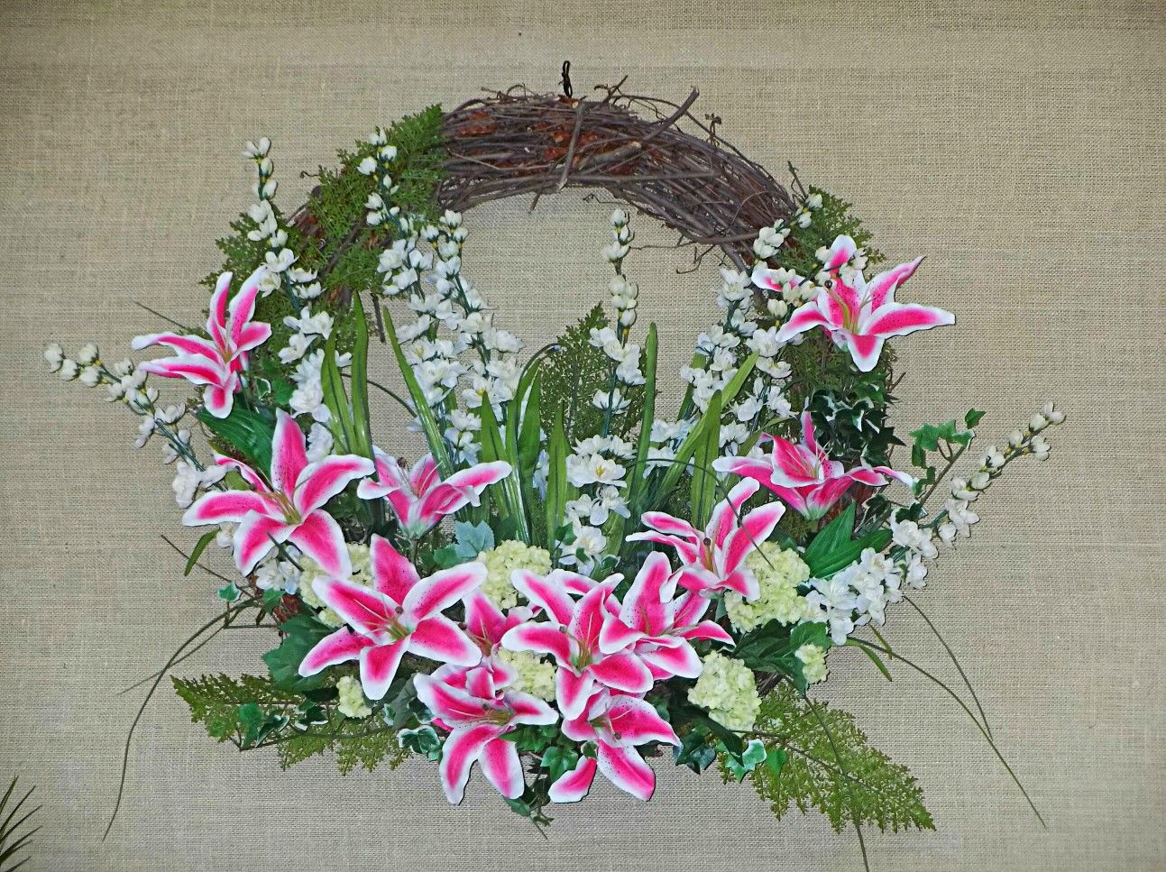 Silk Wreath Flowers Inc Retail Flowers Retail Silk Arrangements
