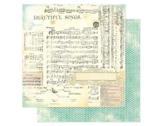 vintage chic beautiful songs « Heidi Swapp
