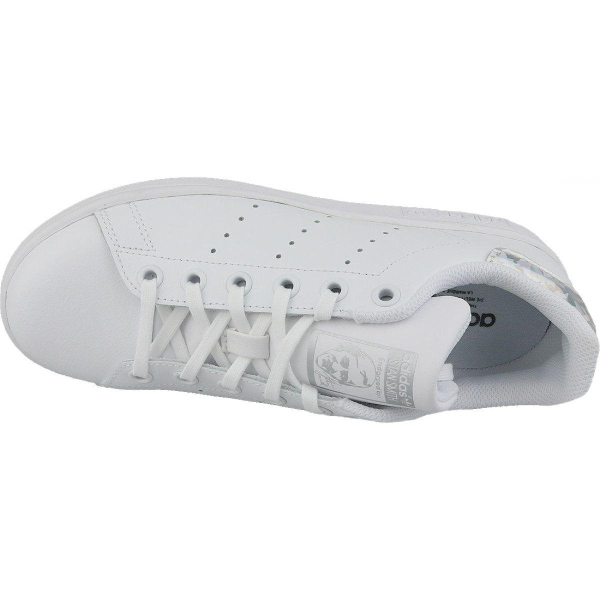 Buty Adidas Stan Smith Jr Ee8483 Biale Adidas Stan Smith Sports Shoes Adidas Adidas