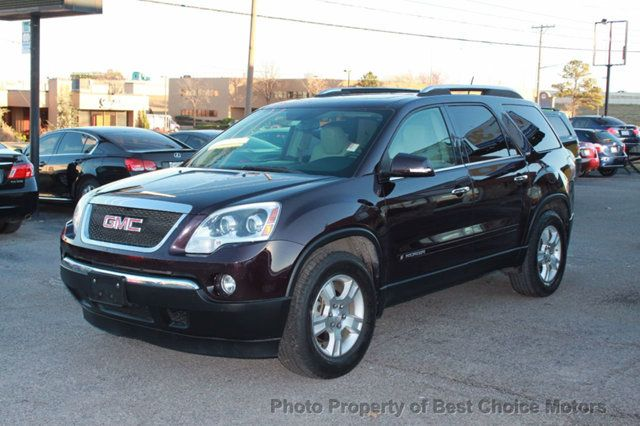 2008 Gmc Acadia Fwd 4dr Slt1 Click To See Full Size Photo Viewer