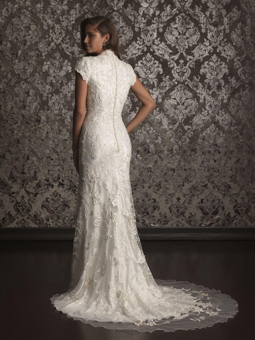 Allure Bridals: Style: M495 | Wedding dress ideas | Pinterest ...