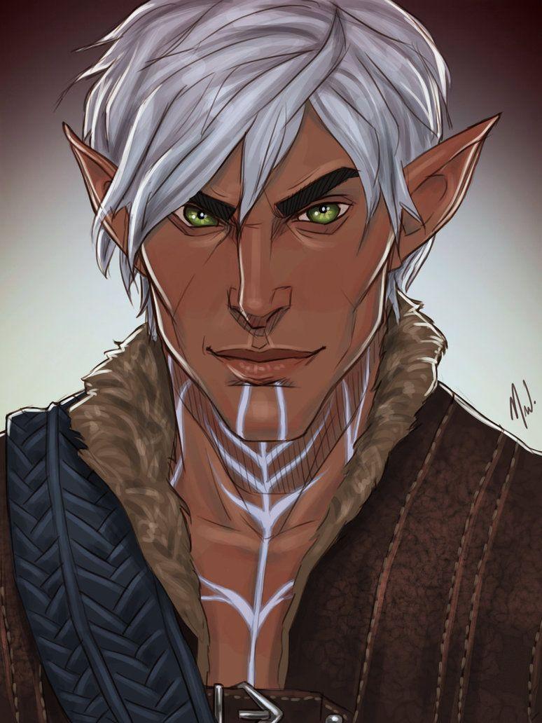 Fenris - Dragon Age 2 by WhispersArt on DeviantArt