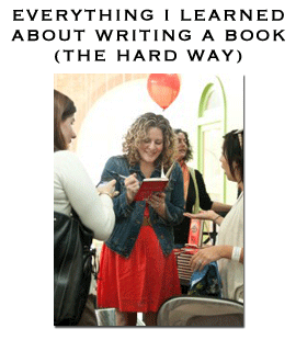 Bloggy Mistakes from Scary Mommy and advice on getting published