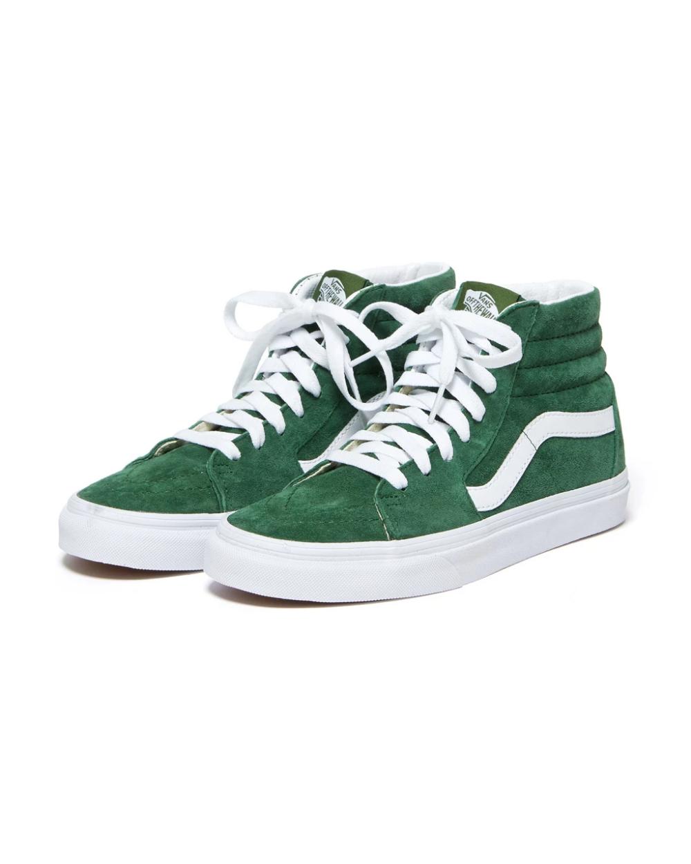 Sk8-Hi - Fairway Green by vans - shoes
