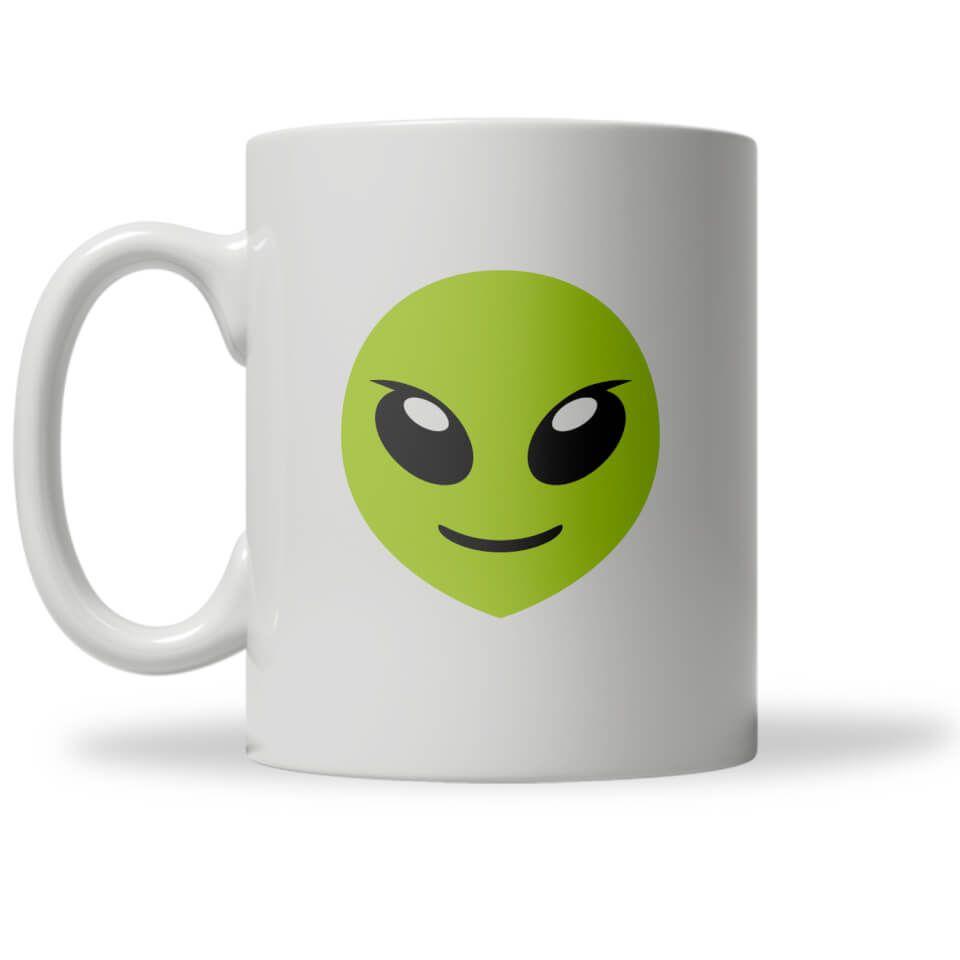 Buy Alien Emoji Mug here at Zavvi. We have great prices on Games ... f9c455b938b4