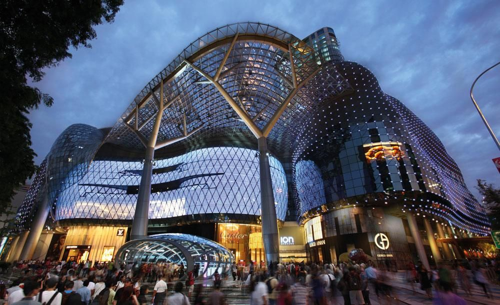 Ion Orchard Orchard Road Singapore Orchard Singapore Singapore