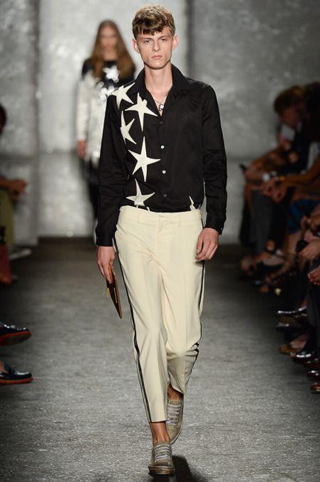 Marc by Marc Jacobs Spring/Summer 2014  #MarcJacobs #nyfw #mbfw #springsummer #fashionweek #2014 #ss14 #fashion #catwalk #runway #fashionshow #model #man #boy