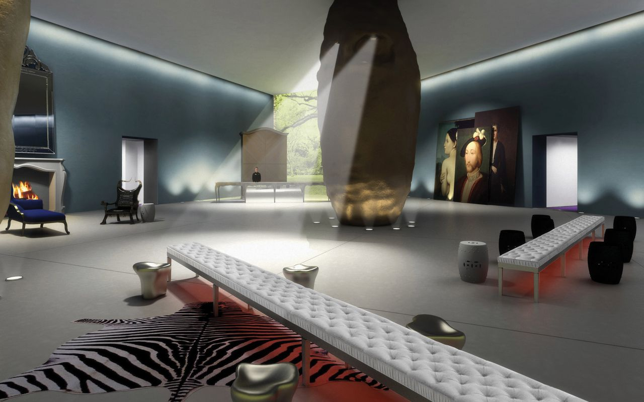 Yoo miami philippe starck interior design pinterest for Philippe starck interior designs