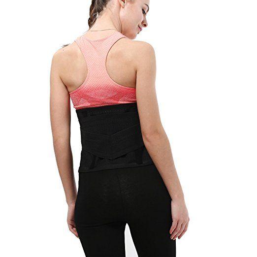 68e3243c8d4 Tulucky Women s Waist Cincher Trainer Body Girdle Corset Gym Workout Sport  Shaper at Amazon Women s Clothing