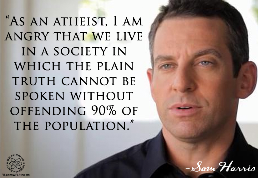 Sam Harris On Atheism And Truth! Religion, Skepticism