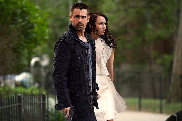 6dedd931f0621 Dead Man Down The brightest attraction in this gripping potboiler is the  cast