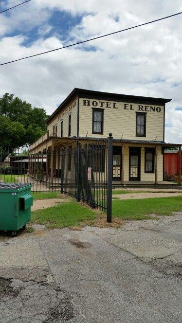 Old Hotel El Reno Oklahoma Route 66