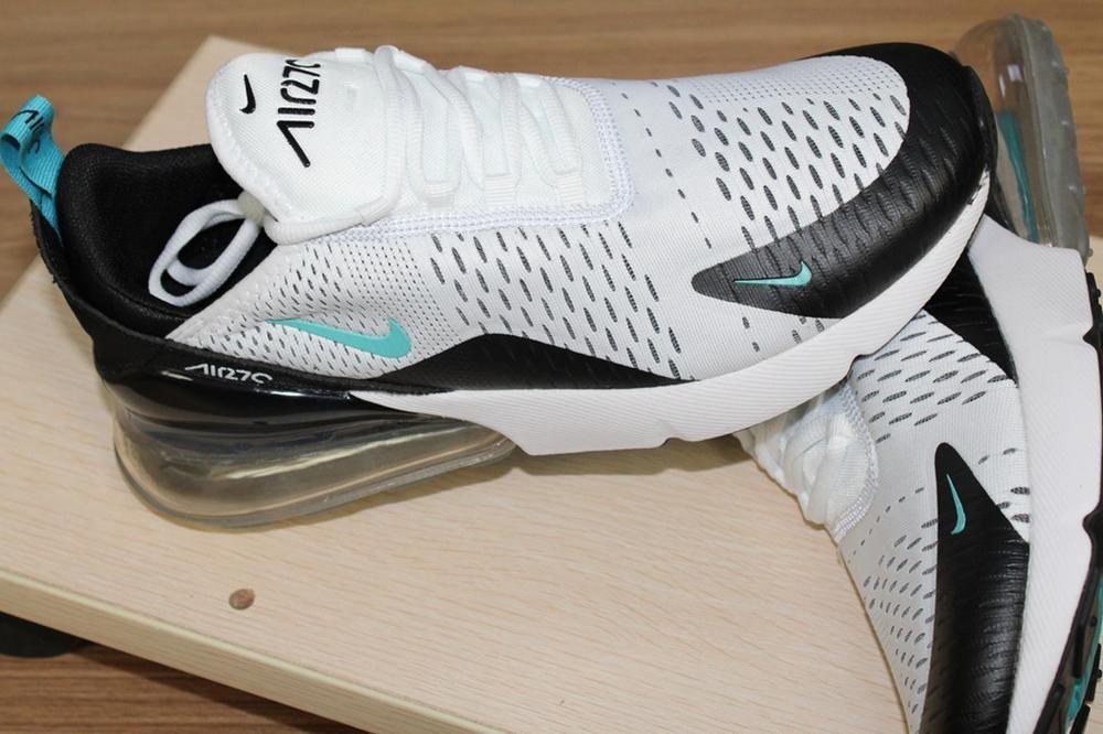 001 270 Quality black ah8050 High MAX AIR white Nike 2018new