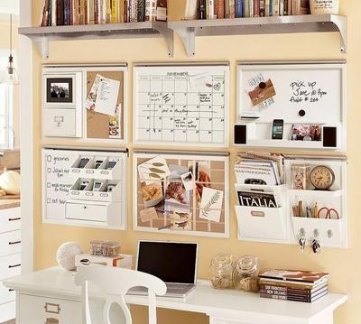 Como Organizar Una Oficina Pequena De Trabajo